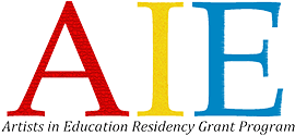 New Jersey Artists in Education Residency Grant Program Logo